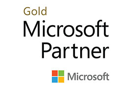 Gold Microsoft Partner Badge